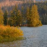 Szczyrbskie Jezioro.