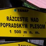 Drogowskazy.