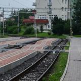 Dworzec elektriczki.