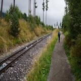 wygodna droga na Hrebienok.