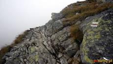 Po skałach
