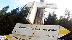 Iwaniacka Przełęcz.