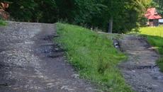 Droga pod Reglami.